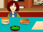 Fast Food Restaurant Game