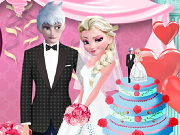 Elsa And Jack Wedding Prep Game