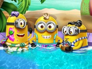 Minions Pool Party Game