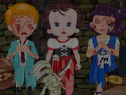 Baby Lisi Zombie Land Game