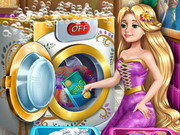 Rapunzel Laundry Day Game