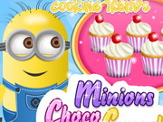 Cooking Trends Minions Choco Cupcakes Game