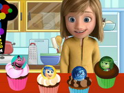 Riley Inside Out Cake Decoration Game