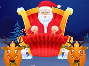 Santa Claus Spa Salon Game