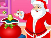 Santa Christmas Fun Game