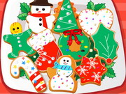 Addicted To Dessert: Christmas Cookies Game