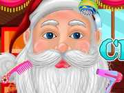 other, boy , christmas , girl , kid , makeover,makeup , santa , grooming