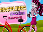 Draculaura Accident Recovery Game