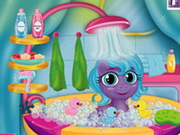 Baby My Little Pony Bath Game