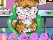 Kitty Hospital Caring Game