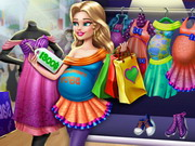 Mommy Realife Shopping Game