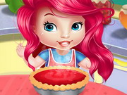 Baby Ariel Cheesecake Factory Game