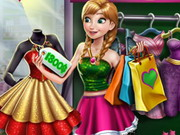 Anna Realife Shopping Game