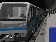 New 3d Metro Simulator Game