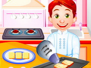 Cooking Pepper Spice Cookies Game