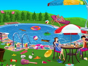 Swimming Pool Clean Up Game