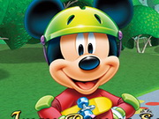 Mickey Mouse Skate Game