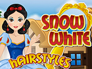 Snow White Hairstyles Game