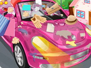 other, boy , car , girl , clean , pink , new , beetle