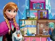 Decorate Frozen Castle Game