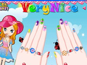 My Dreamy Nail Games Game