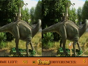 Differences In DinoLand Game