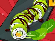 Green Dragon Roll Game
