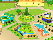 The Animal Zoo Game