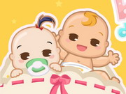 Cute Baby Daycare Game