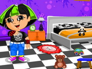 Emo Dora Room Decor Game