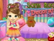 Sofia Room Decorate Game