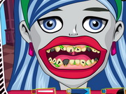 Ghoulia Yelps Bad Teeth Game