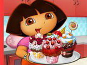 other, cooking , decoration , dora , food , girl , dora , tasty , cupcakes