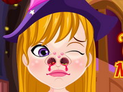 Witch Nose Doctor Game