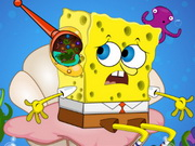 SpongeBob Ear Doctor Game
