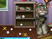 Tom Cat Clean Room Game