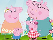 Peppa Pig Mothers Day Happy Time Game