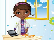Doc McStuffins New Clinic Game