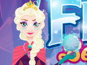 Frozen Beauty Secrets Game