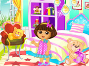Dora Bedroom Decor Game