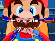 Mario Dental Care Game