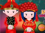 Chinese Doll Wedding Makeover Game
