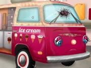 Fix Ice Cream Car Game