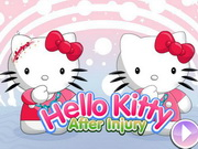 Hello Kitty After Injury Game