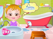 Baby Hazel Bed Time Game