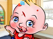 Cute Baby Doctor Game