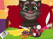 Talking Tom Sole Surgery Game