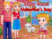 Baby Hazel Valentines Day Game