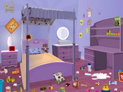 Messy Baby Room Game