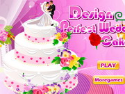 Design Perfect Wedding Caker Game